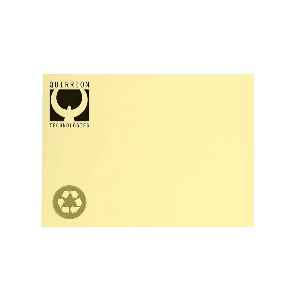 Recycled Post-It Pads-25 Sheets