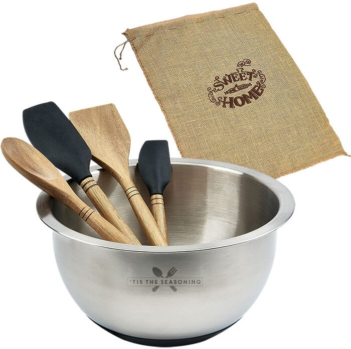 kitchen set for holiday gifting