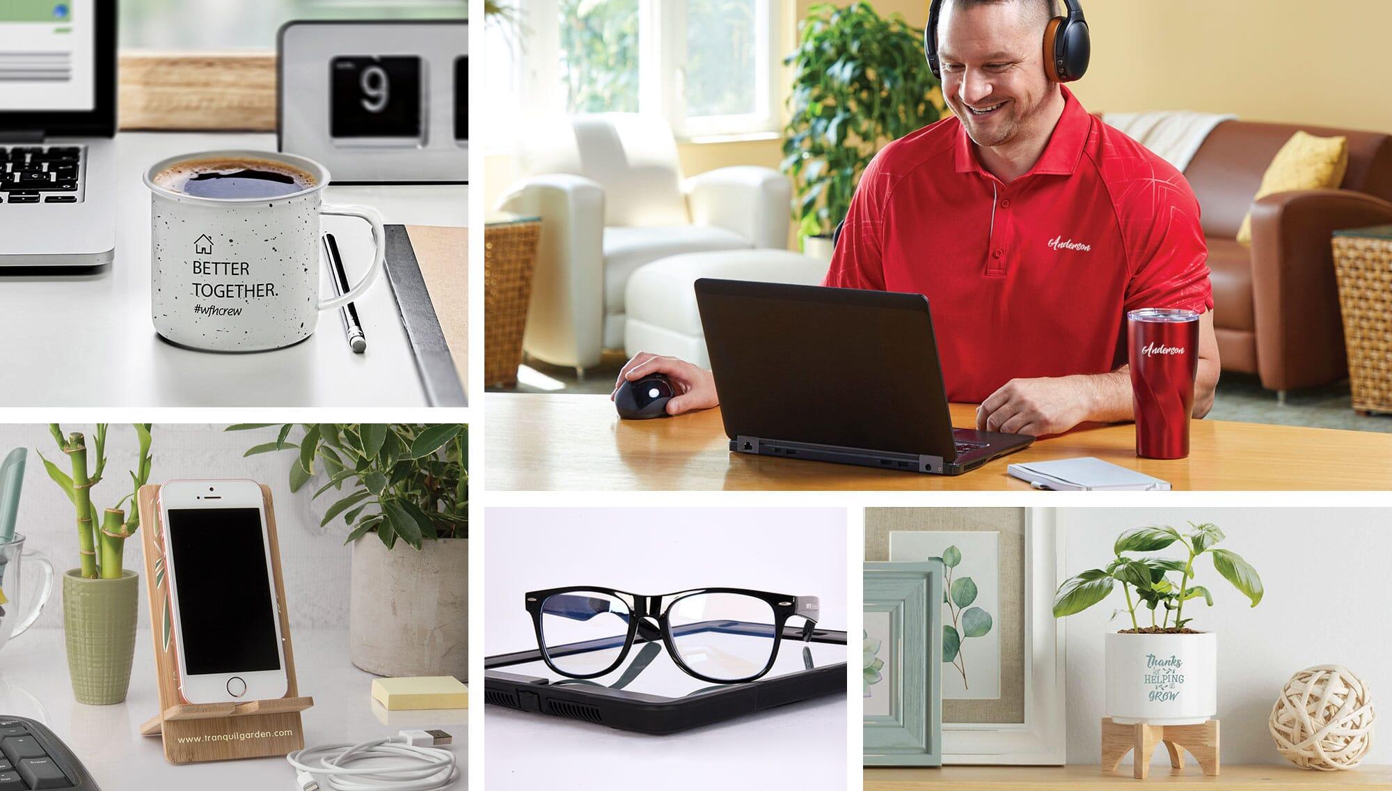 Home Office Desktop Items