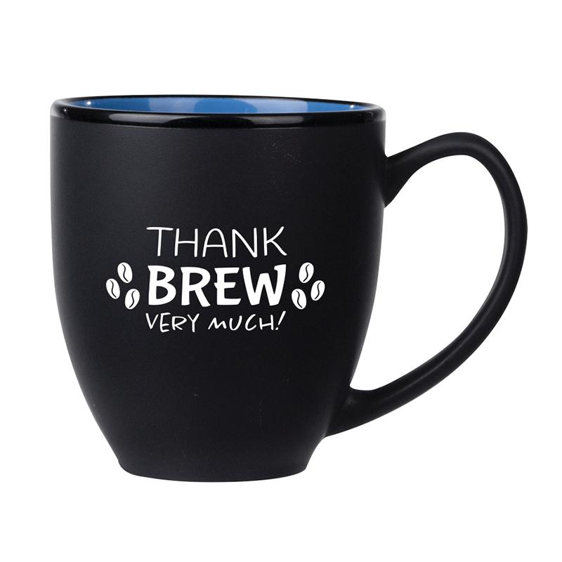 Coffee Mug with Employee Appreciation Slogan