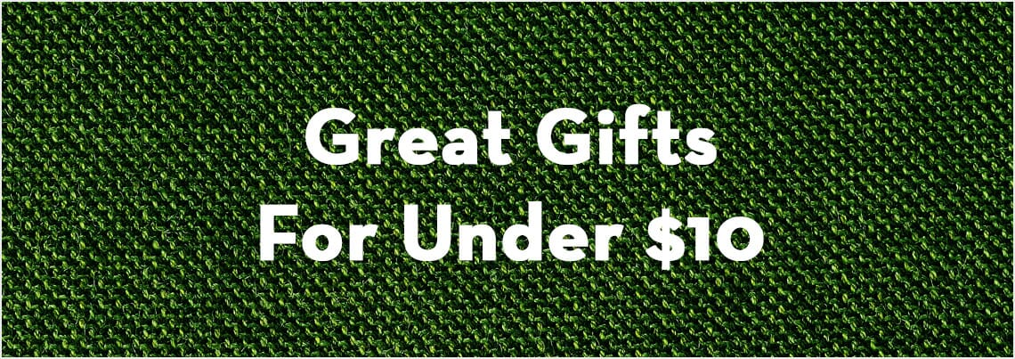Great gift ideas under $10