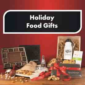The Best Corporate Holiday Food Gifts