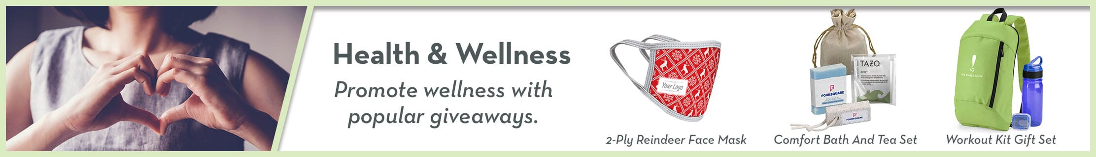 Health and Wellness Promos