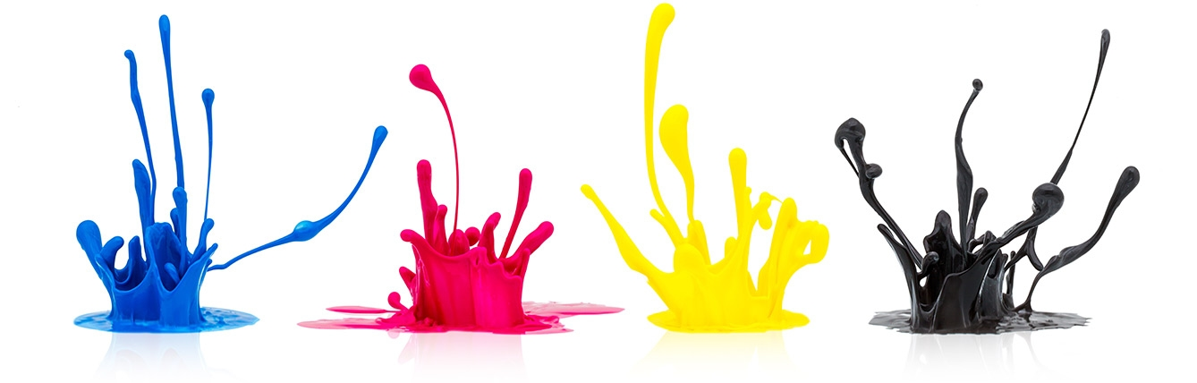 CMYK Ink Colors