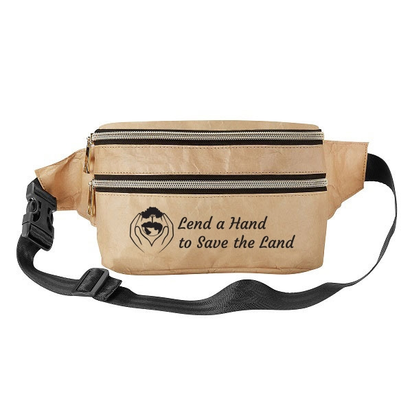 eco friendly waist pack