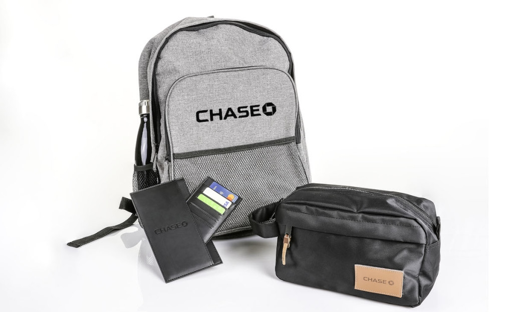 Promotional items great for travel