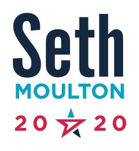 Seth Moulton Logo