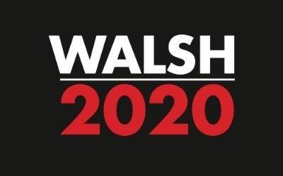 Joe Walsh Logo