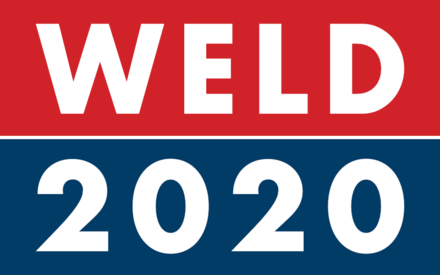 Bill Weld Logo