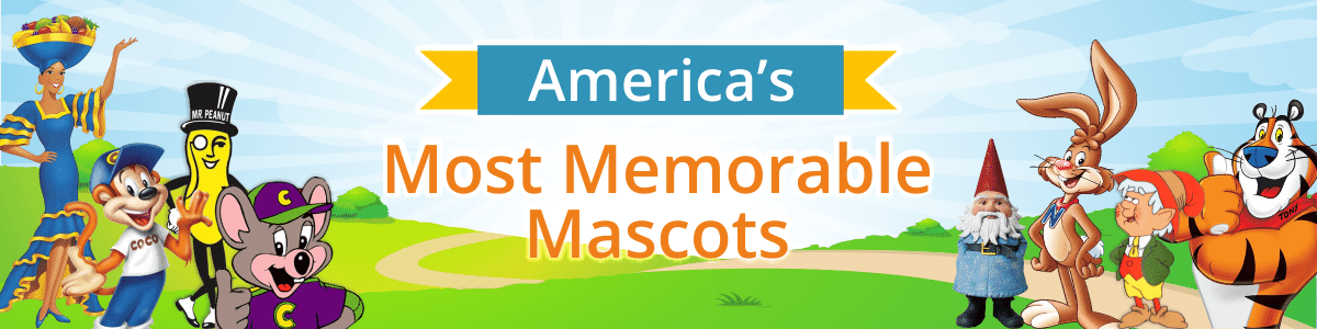 America's Most Memorable Mascots'