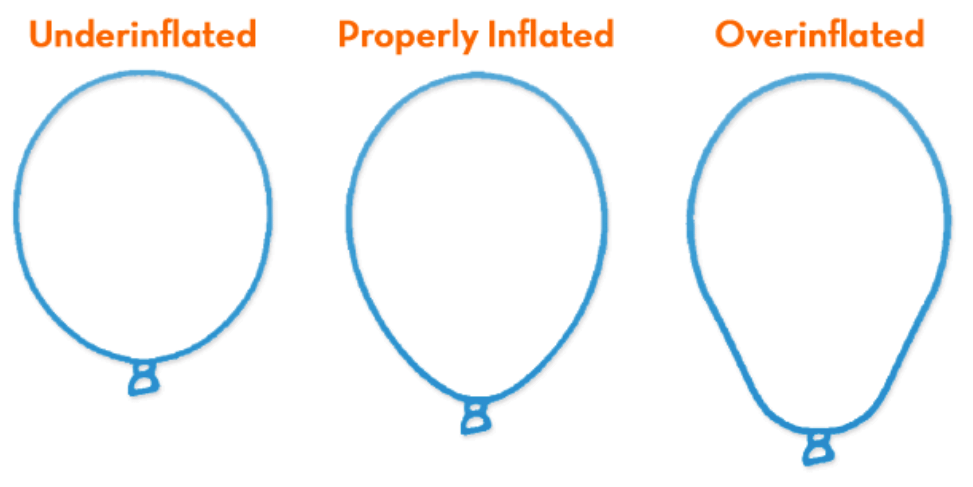 latex balloon inflation guide