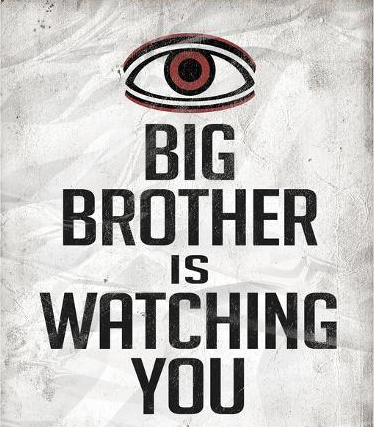Big Brother is Watching You Logo