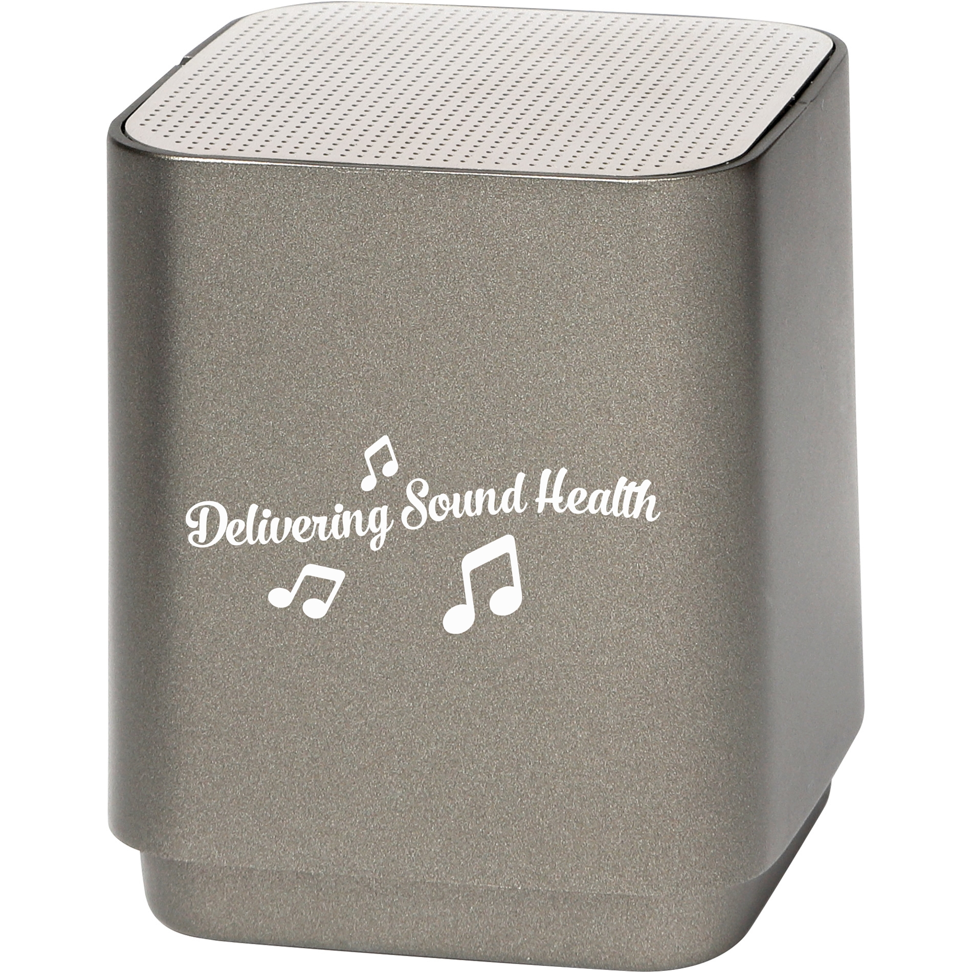 Bluetooth speaker with fun saying for nurses appreciation week