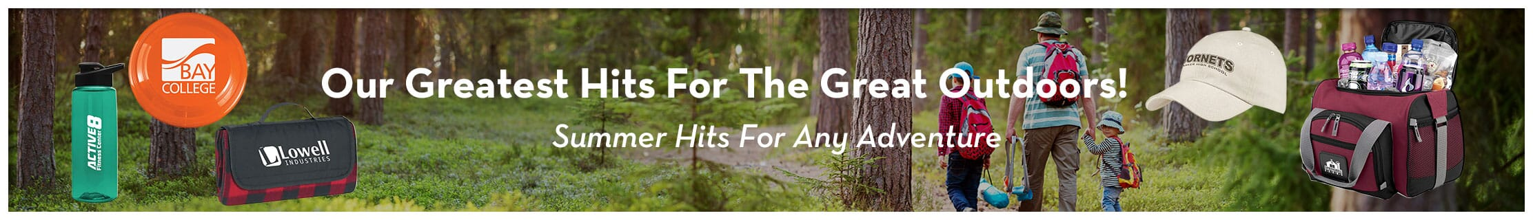 Our greatest hits for the outdoors