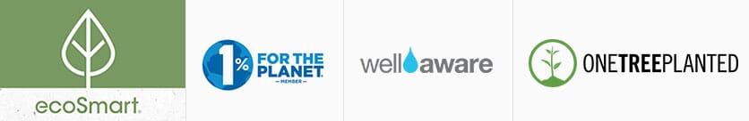 EcoSmart and partners logo banner