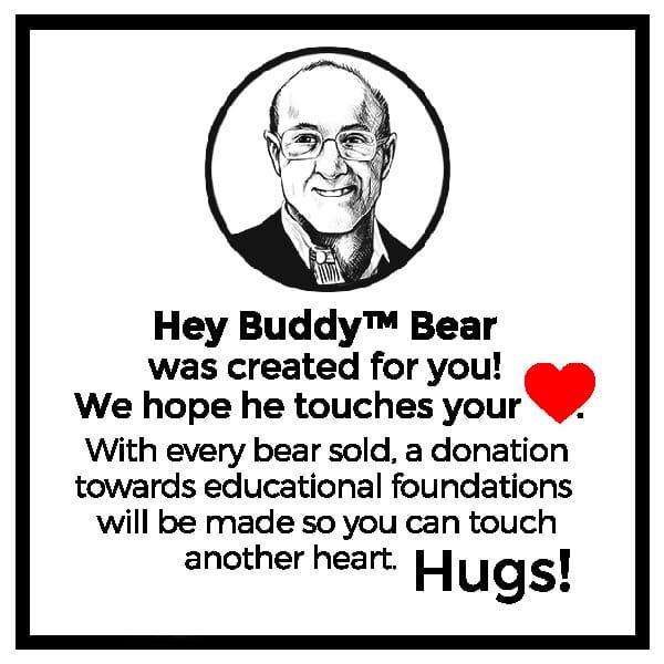 Hey Buddy Founder
