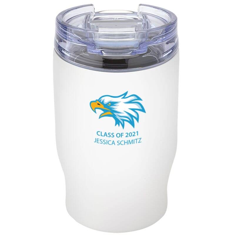 Insulated travel mug and can cooler