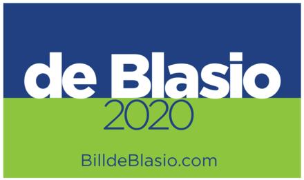Bill de Blasio Logo