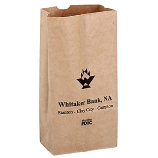 recyclable gift bag