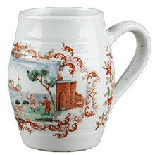 1740 China Mug