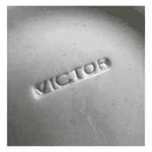 Victor mug bottom stamp