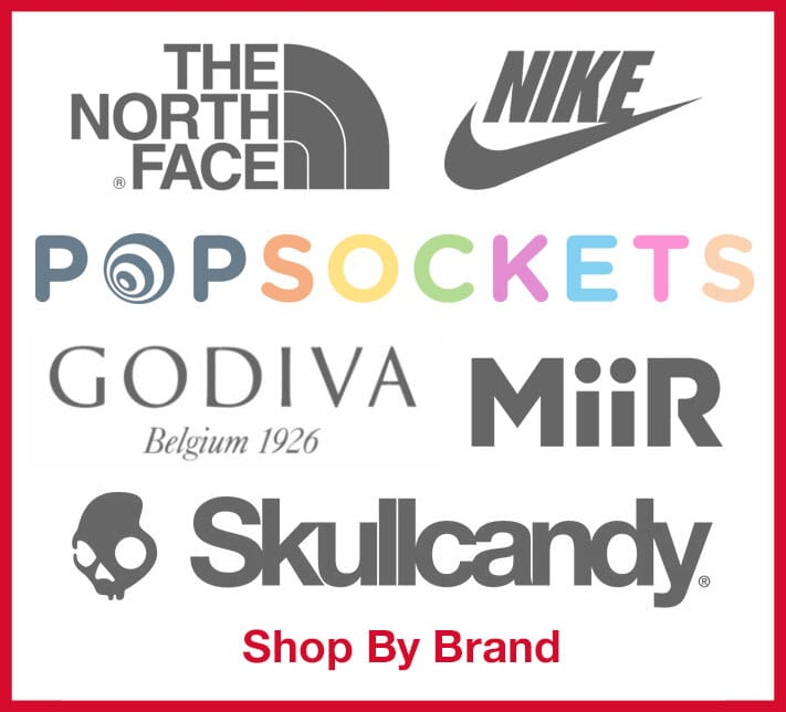 Popular brand name products