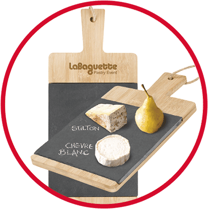 Branded home entertaining gifts