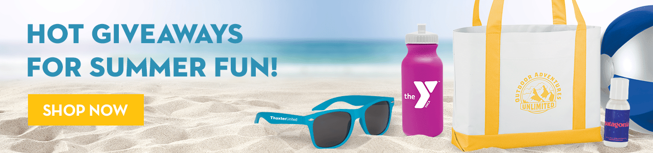 Giveaways for Summer Fun