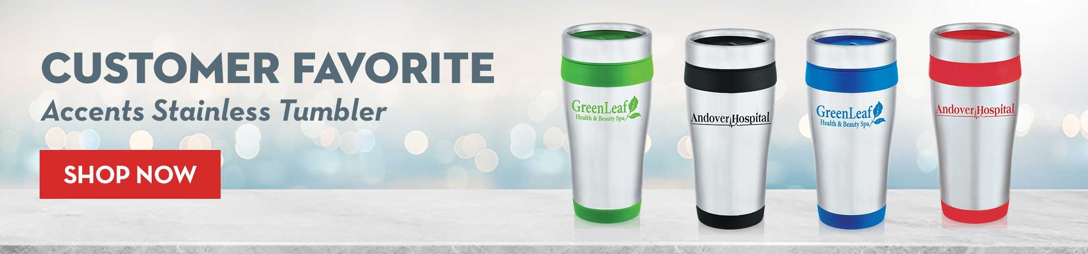 Customer Favorite Custom Tumbler