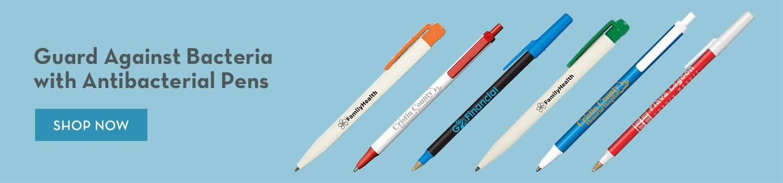 Antibacterial Pens