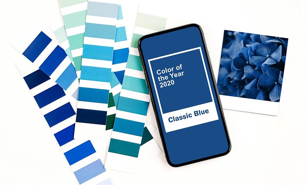 Patone color match for imprints