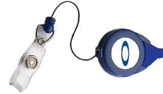 retractable badge holder