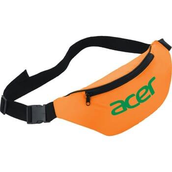 Orange waist pack