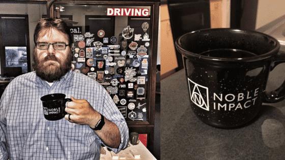 Noble Impact Custom Mug