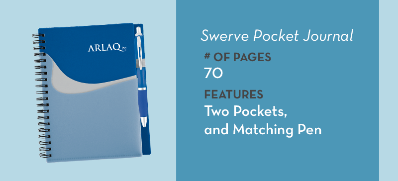 Swerve Pocket Journal