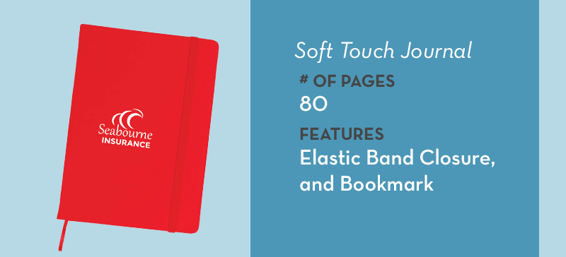 Soft Touch Journal