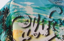 Dye sublimation on apparel