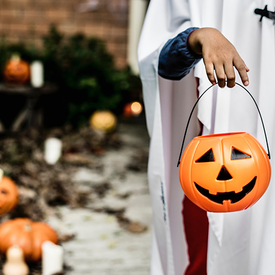 The Creepiest Custom Trick or Treat Bags for Halloween 2021
