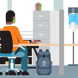 Back to the Office — How to Create Healthy, Safe Workplaces