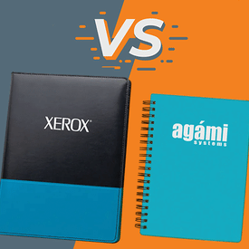 Paper Office Items Go Head to Head