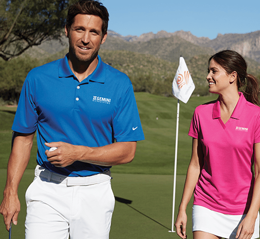 Customized Golf Apparel and Accessories
