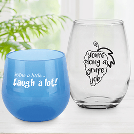 22 Funny Wine Quotes & Sayings for Glasses, Cups & Tumblers