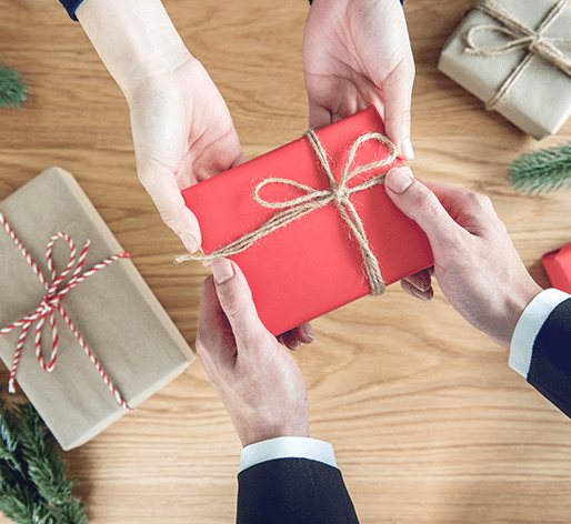 Holiday Gift Guide for Clients by Budget