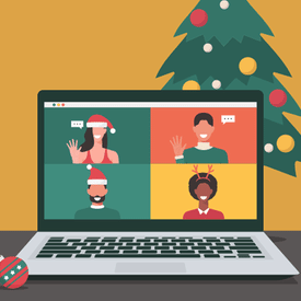 8 Creative Ideas for Your Virtual Corporate Holiday Party