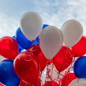Patriotic Giveaways and Gifts for 4th of July, Veterans Day and Year-Round