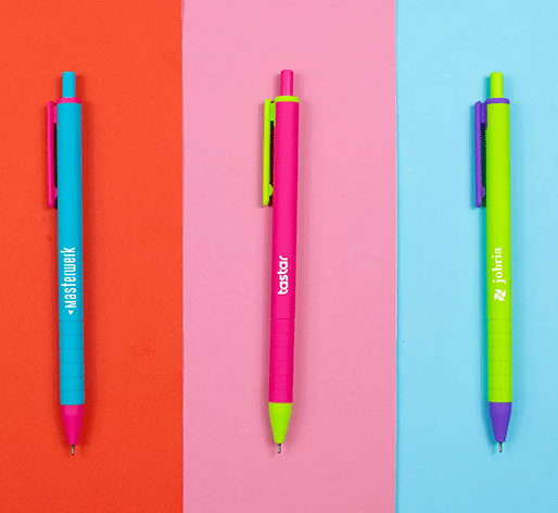 product trends promotional pens
