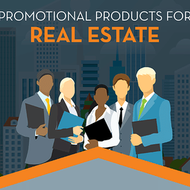 Promotional Products for Real Estate & Realtor Closing Gifts