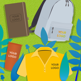 Sustainable Promotional Products and Swag