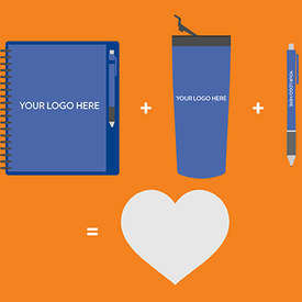 It's Easy to Show You Care with Custom Swag Bags, Kits & Bundles