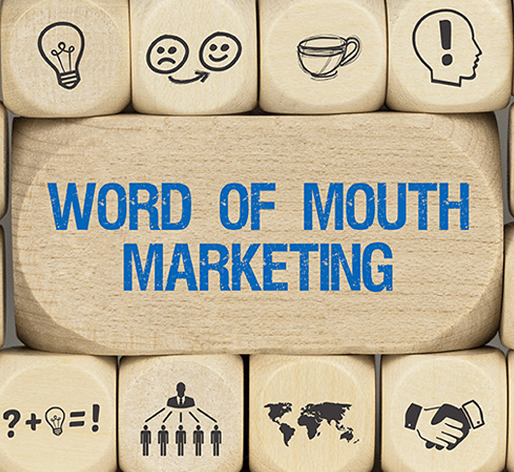 word of mouth branding strategies
